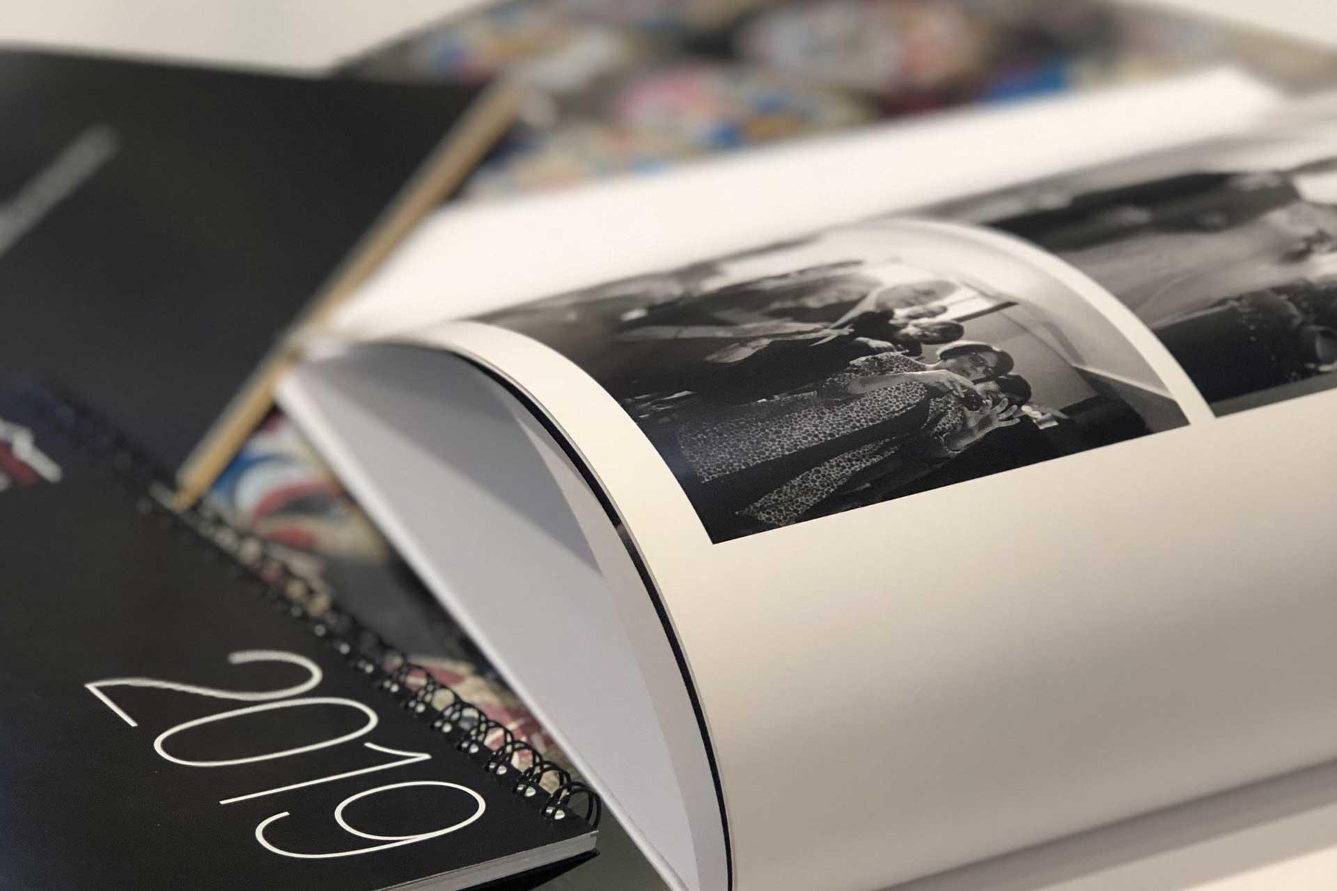Stampa Fine Art - brochures