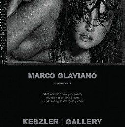 "Gallery Marco Glaviano ""Supermodels"""