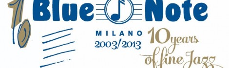 Gallery Spazio81 per il 10 anniversario del Blue Note di Milano